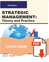 Lecture Guide for Strategic Management 5e