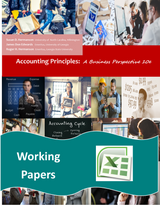 Working Papers for Accounting Principles