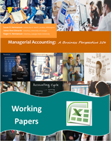 Working Papers for Managerial Accounting
