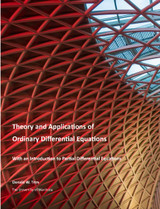 Theory and Applications of Ordinary Differential Equations  (Black and White  paperback)