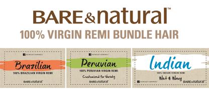 unprocessed-hair|Bare&natural remi bundle hair