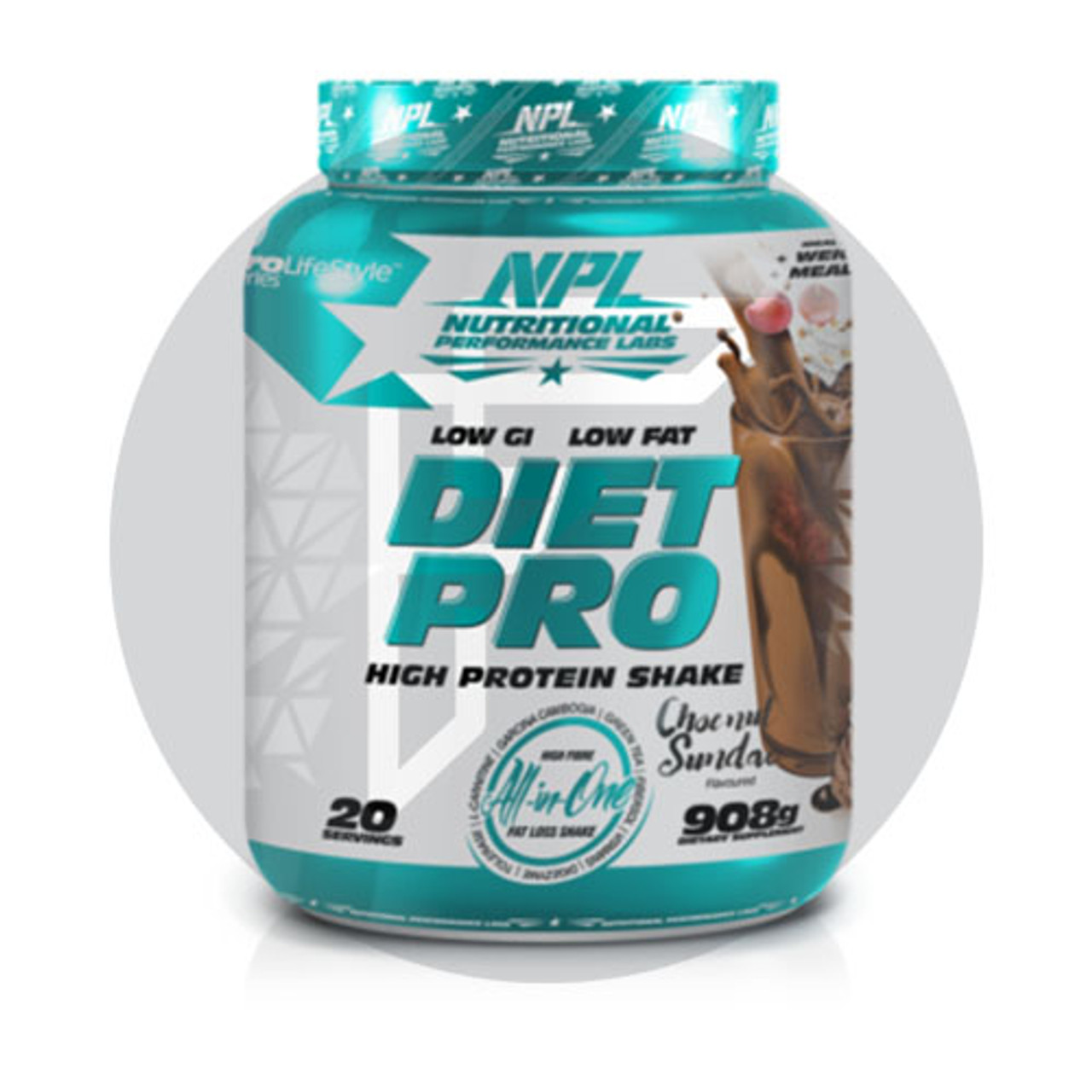 Diet Pro Meal Replacement Shake