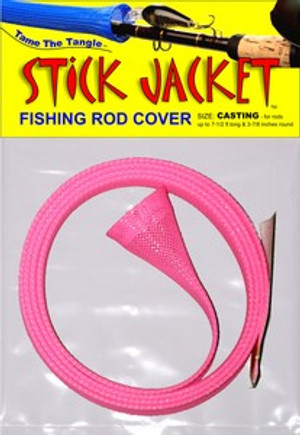 Stick Jacket - Spinning Fishing Rod