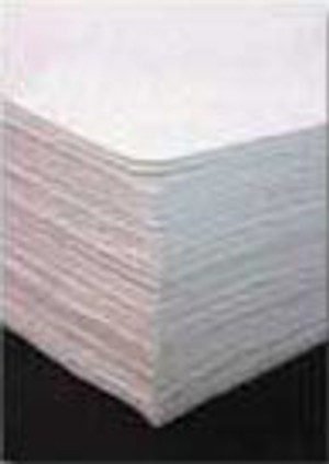 "Oil Only Absorbent Pad 15"" x 18"" 100 Count"
