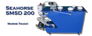 SMSD-200 Seahorse Marine Sanitation System