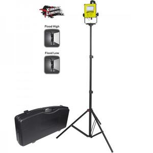Intrinsically Safe Rechargeable LED Scene Light Kit - 6' Tripod