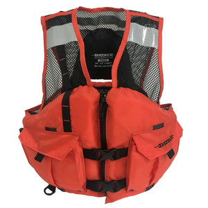 DATREX MAXFLOW MESH VEST, USCG/TC APPROVED 70N