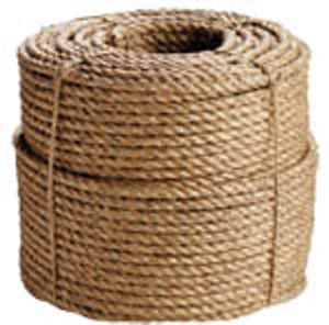 "1/2"" Manila Rope 600' Coil"
