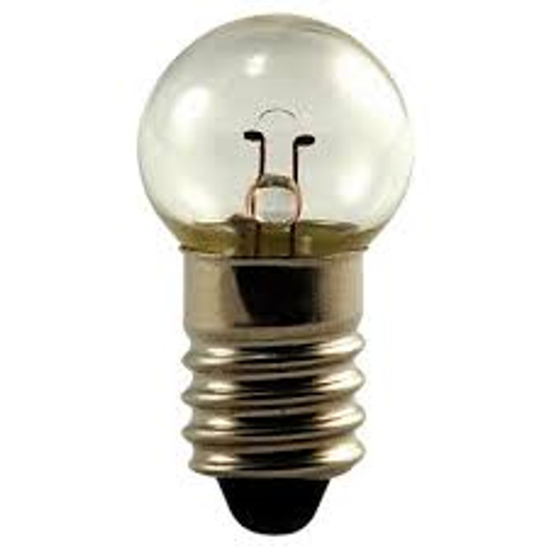 502 Bulb 5.1V .15A G4-1/2 Incandescent Miniature Screw Base