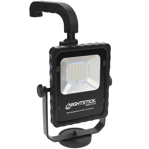 Rechargeable LED Scene Light with Magnetic Base