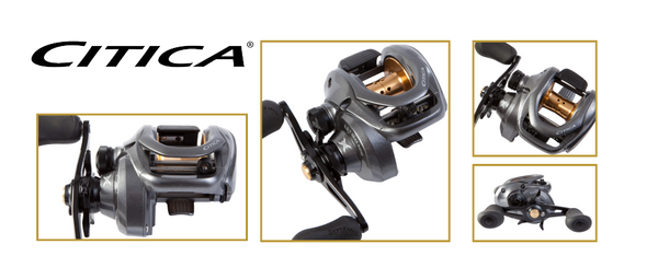 Citica Shimano Fishing Reel