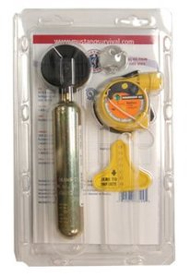 MA7214 Hydrostatic Inflator Re-Arm Kit