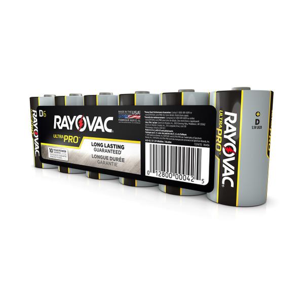 D Size Alkaline Battery Case of 72