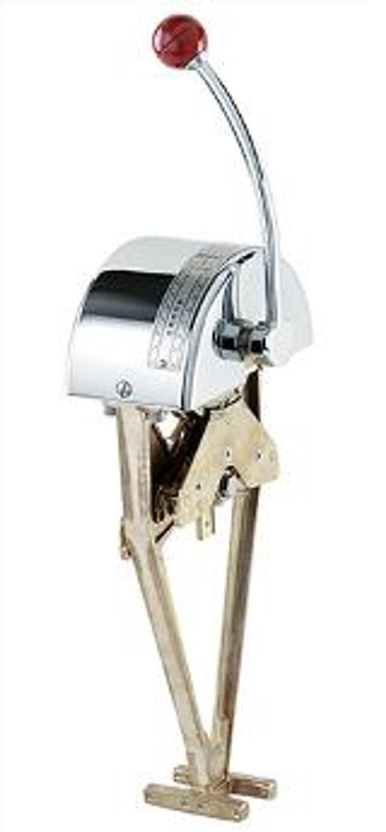 2046 - Medium Duty Single Lever Mechanical Control Head