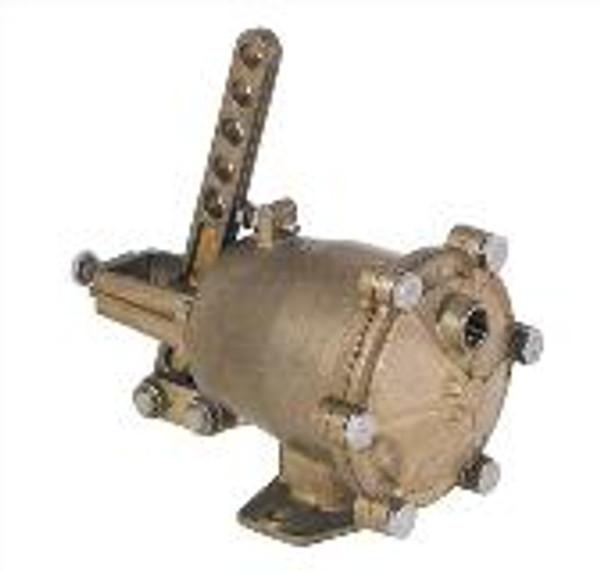 4105 - Single Direction Pneumatic Throttle Actuators & Positioners