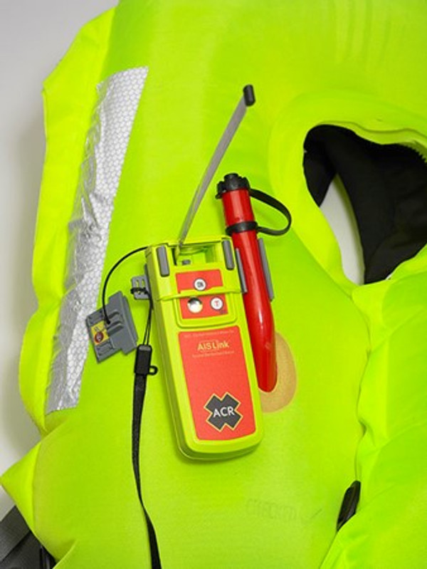ACR AISLink Man Overboard Alarm for Inflatable Life Vest
