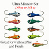 Ultra Minnow Set