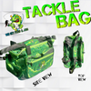NEW PRODUCT ALERT  Big Sky Tackle Bags.  Tackle bags are water resistant canvas. Featuring double velcro hands, 3 zippered pockets and carrying handle. Dimensions 18x9x9 or good for 6 3700 Plano Cases (not included). Limited quantity available.