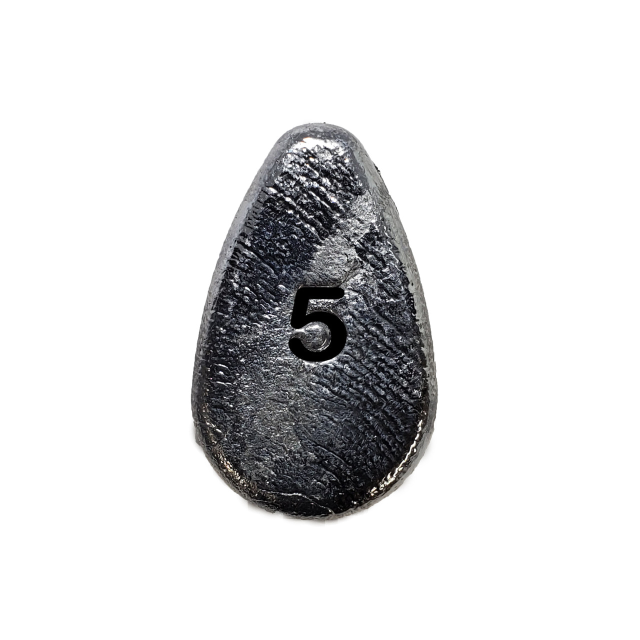 No Roll sinkers are quickly becoming the favorite choice for river fisherman. The hole through the center of the sinker allows your line to slide like an egg sinker. The flat sides keep the sinker from rolling across the bottom of the river.