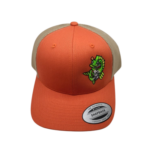 """Travel back in time with YP Classics® Retro Trucker cap. Being part of the YP Classics® collection, the nostalgic trucker shape is ramped up with  craftsmanship and quality honed for over 45 years. The result is a top-seller trucker cap that is beloved by many regardless of time.  Features :  65/35 polyester/cotton Matching undervisor (Camo and Multicam have black undervisor) Mesh back Structured, mid-profile, six-panel, 3-1/2"""" crown Permacurv visor Snapback closure Fabric Profile :  Camo:85/15 polyester/cotton Multicam: 60/39/1 polyester/cotton/spandex"""