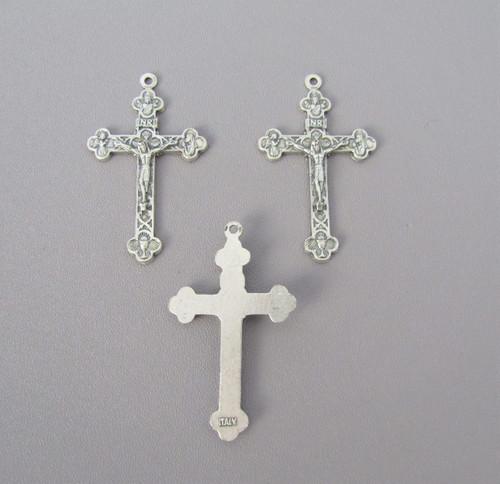 """LITURGY Rosary Crucifix 1.5"""" - Lot 3"""