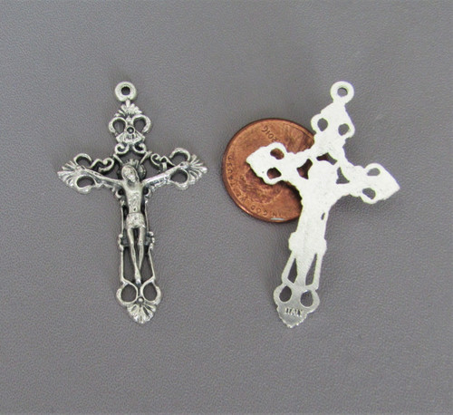 Filigree OPEN Crucifix Medium -Lot 3