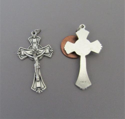 """Classic Rosary Crucifix 2"""""""