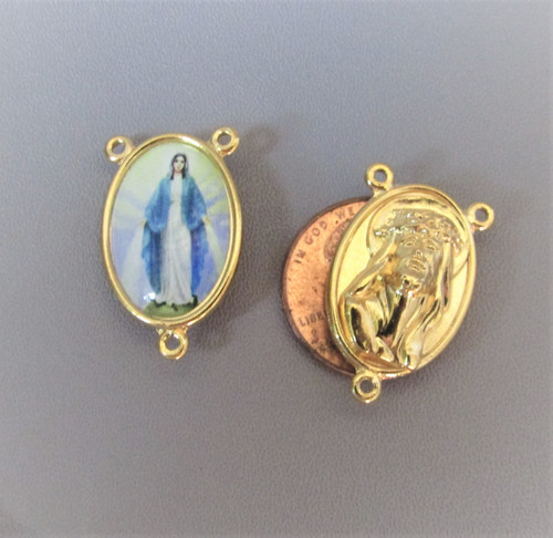 Our Lady of Grace Center GOLD Large - Lot 3
