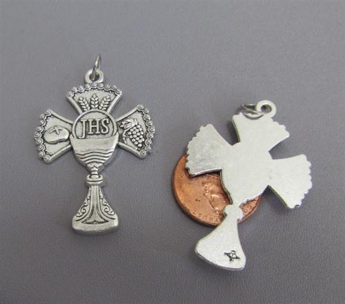 CHALICE Cross Crucifix - First 1st Communion