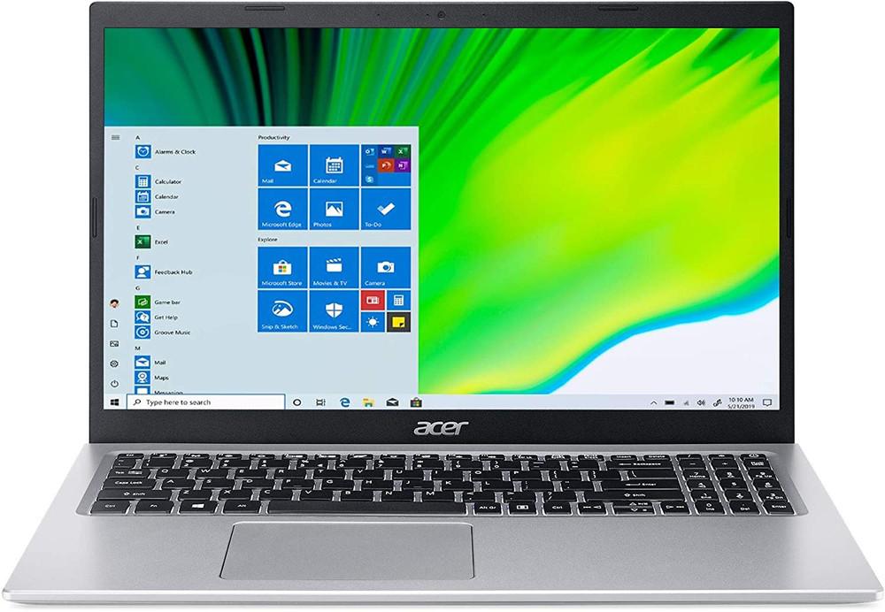 "Acer Aspire 5 15.6"" Laptop Intel Core i3-1115G4 3GHz 4GB RAM 128GB SSD W10H   A515-56-363A"
