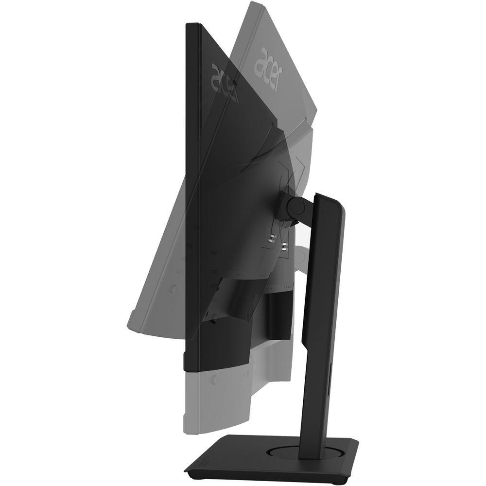 "Acer B7 - 23.8"" Widescreen Monitor Display Full HD 1920x1080 4 ms GTG 75Hz 250 Nit   B247Y bmiprx   Scratch & Dent"