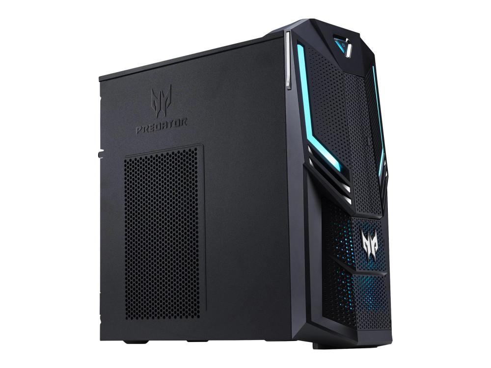 Acer Predator PO3-600 Desktop Intel i5-9400 2.9GHz 8GB RAM 1256GB Windows 10 Pro   PO3-600