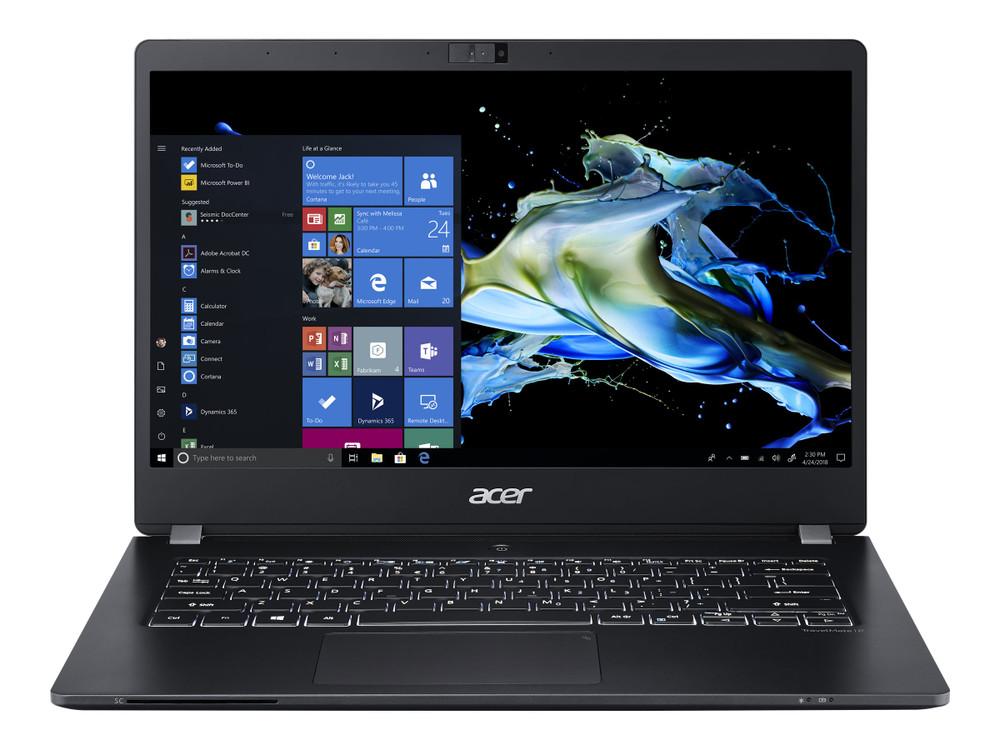 "Acer TravelMate P6 - 14"" Laptop Intel Core i5-8250U 1.6GHz 8GB Ram 256GB SSD Windows 10 Pro | TMP614-51-54MK"