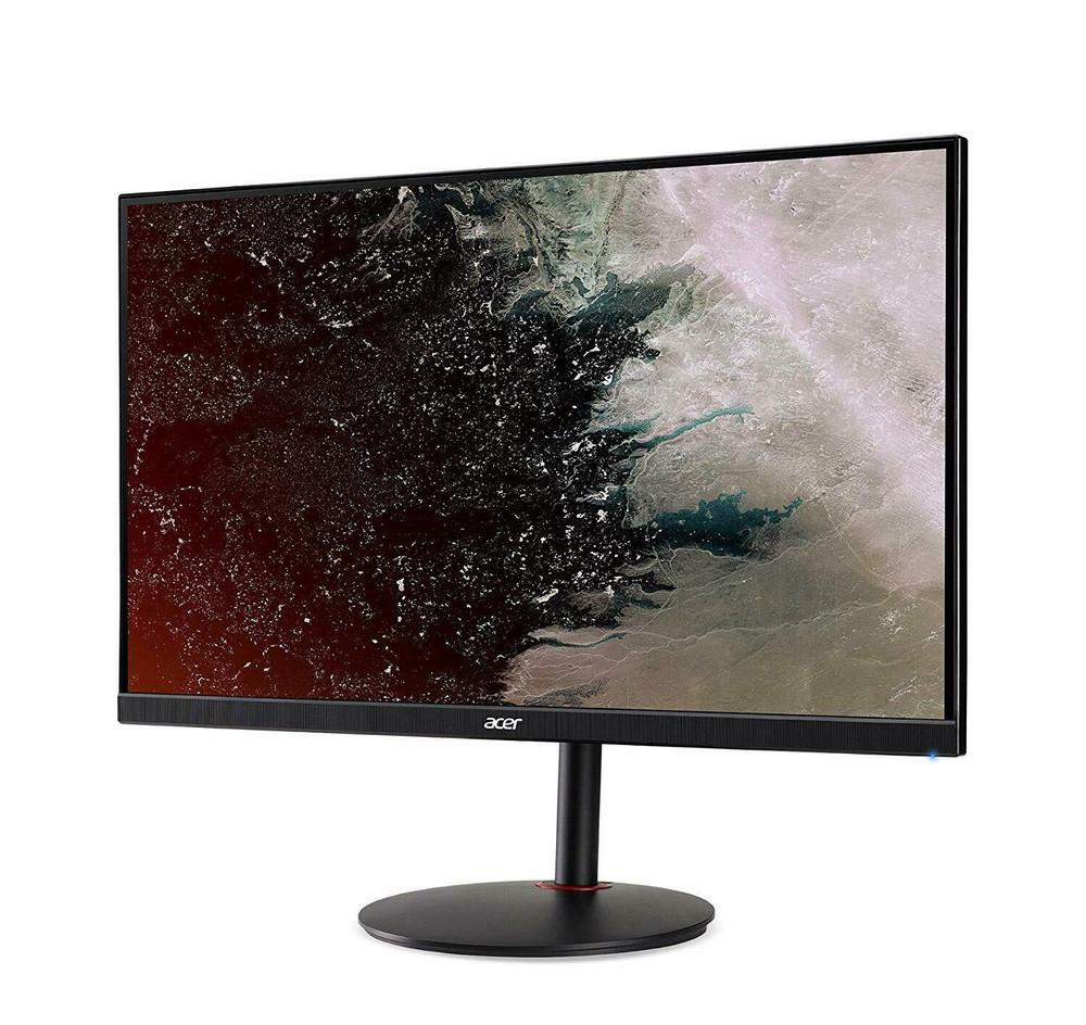 """Acer Nitro XV272 - 27"""" Monitor Full HD 1920x1080 240Hz IPS 16:9 1ms GTG 400Nit HDMI   XV272 Xbmiiprx"""