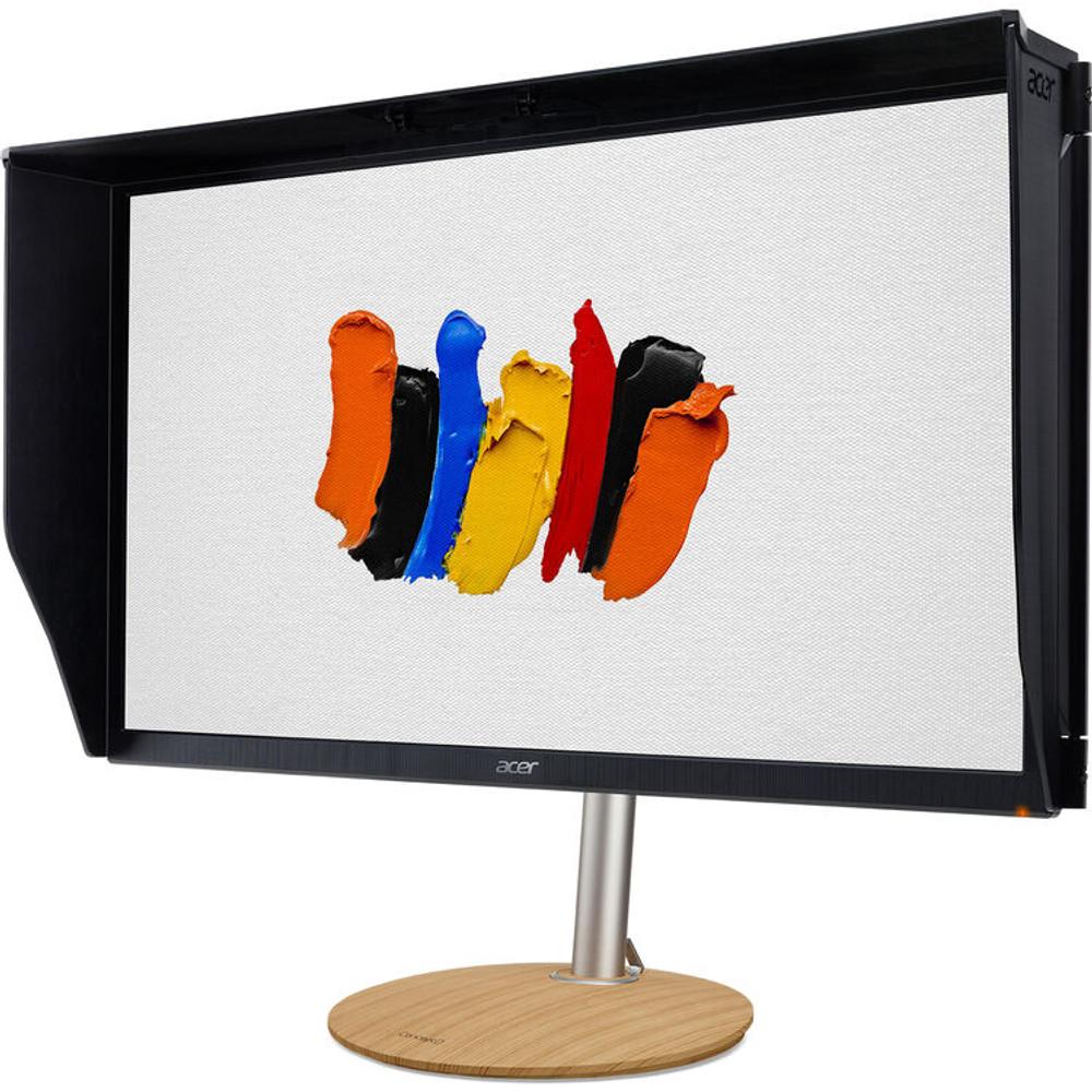"Acer ConceptD CM3 - 27"" Monitor 4KUHD 3840x2160 60Hz 16:9 IPS 4ms GTG 350Nit  | CM3271K BMIIPRUZX"