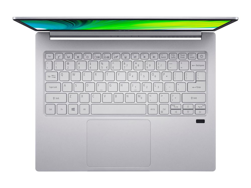 "Acer Swift 3 - 13.5"" Laptop Intel Core i7-1165G7 2.8GHz 16GB RAM 512GB SSD W10H   SF313-53-78AF   Scratch & Dent"