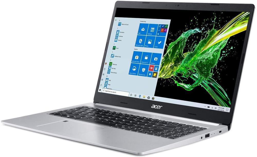 "Acer Aspire 5 - 15.6"" Laptop Intel Core i3-1005G1 1.2GHz 4GB RAM 128GB SSD W10H   A515-55-35SE   Scratch & Dent"
