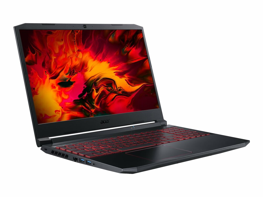 "Acer Nitro 5 - 15.6"" Laptop Intel Core i5-10300H 2.5GHz 8GB Ram 512GB SSD Windows 10 Home | AN515-55-55M1"