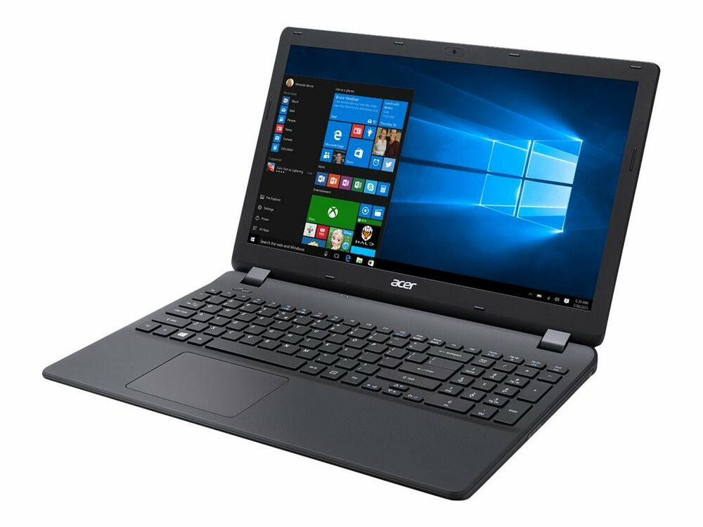 "Acer 15.6"" Intel Core i3 2 GHz 4 GB Ram 500 GB HDD Windows 10 Home 