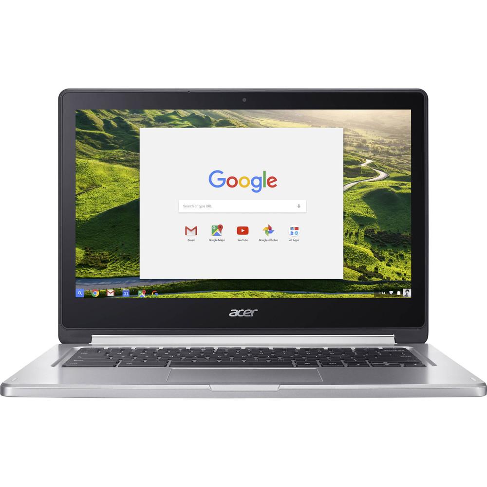 "Acer Chromebook R 13 - 13.3"" Chromebook MediaTek M8173C 2.10 GHz 4 GB Ram 32 GB Flash Chrome OS | CB5-312T-K5X4"