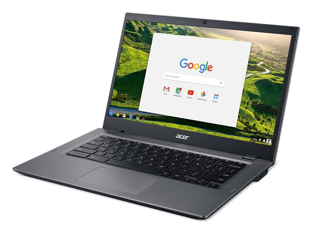 "Acer Chromebook 14 for Work - 14"" Chromebook Intel Core i3 2.30 GHz 4 GB Ram 32 GB Flash Chrome OS 
