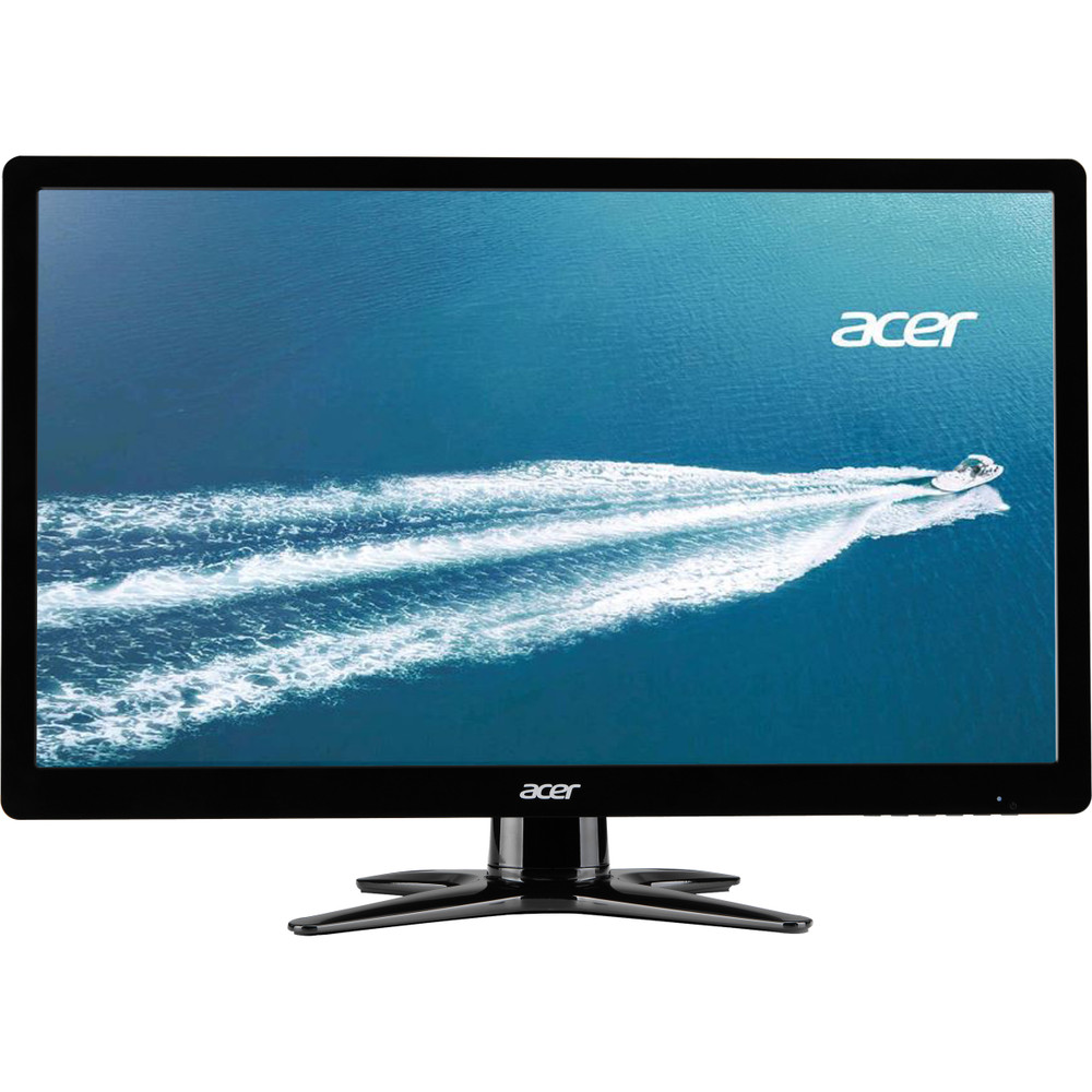 "Acer G6 - 21.5"" Widescreen LCD Monitor Display Full HD 1920 X 1080 5 ms 