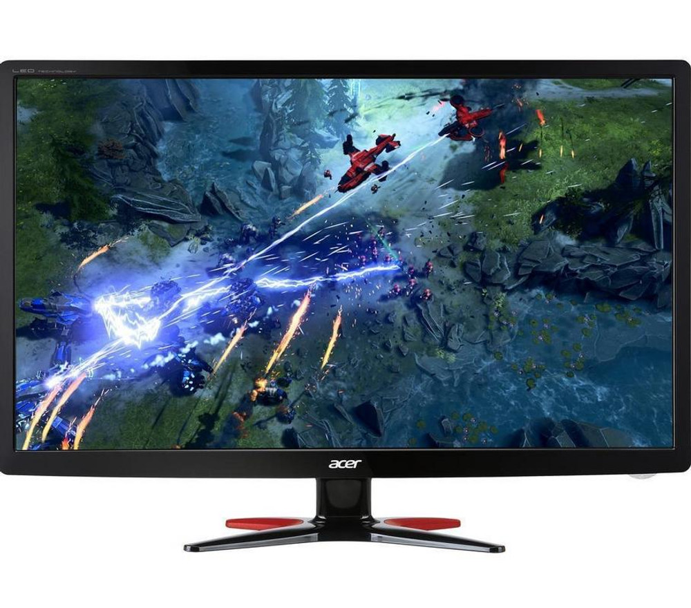 """Acer 24"""" Widescreen LCD Monitor Display Full HD 1920 x 1080 5 ms 