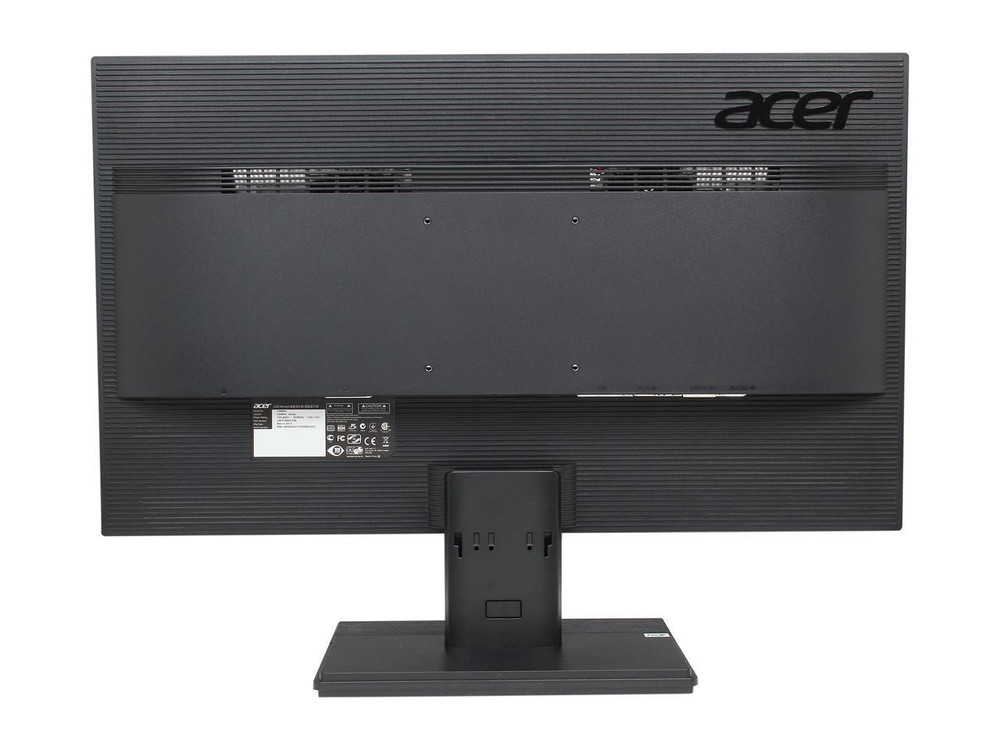 "Acer 24"" Widescreen LCD Monitor Display Full HD 1920 X 1080 5 ms 60Hz 