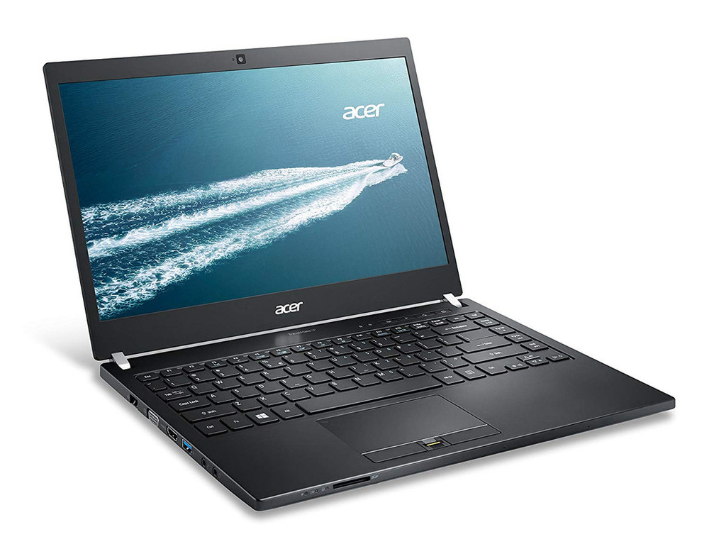 """Acer Travel Mate P645 14"""" Laptop Intel Core i5 2.30 GHz 8 GB Ram 256 GB SSD Windows 7 Professional 