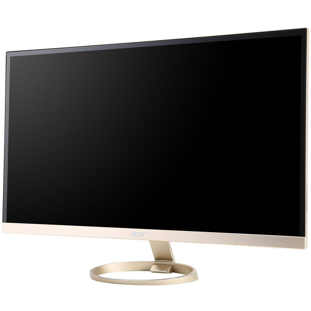 "Acer 27"" Widescreen LCD Monitor Display WQHD 2560 x 1440 4 ms IPS | H277HU kmipuz | Scratch & Dent"