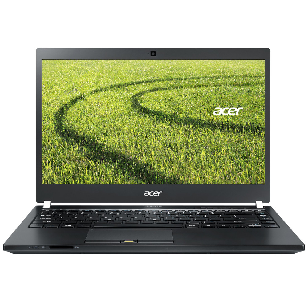 "Acer TravelMate P6 - 14"" Laptop Intel Core i5 1.60 GHz 8 GB Ram 256 GB SSD Windows 7 Professional 