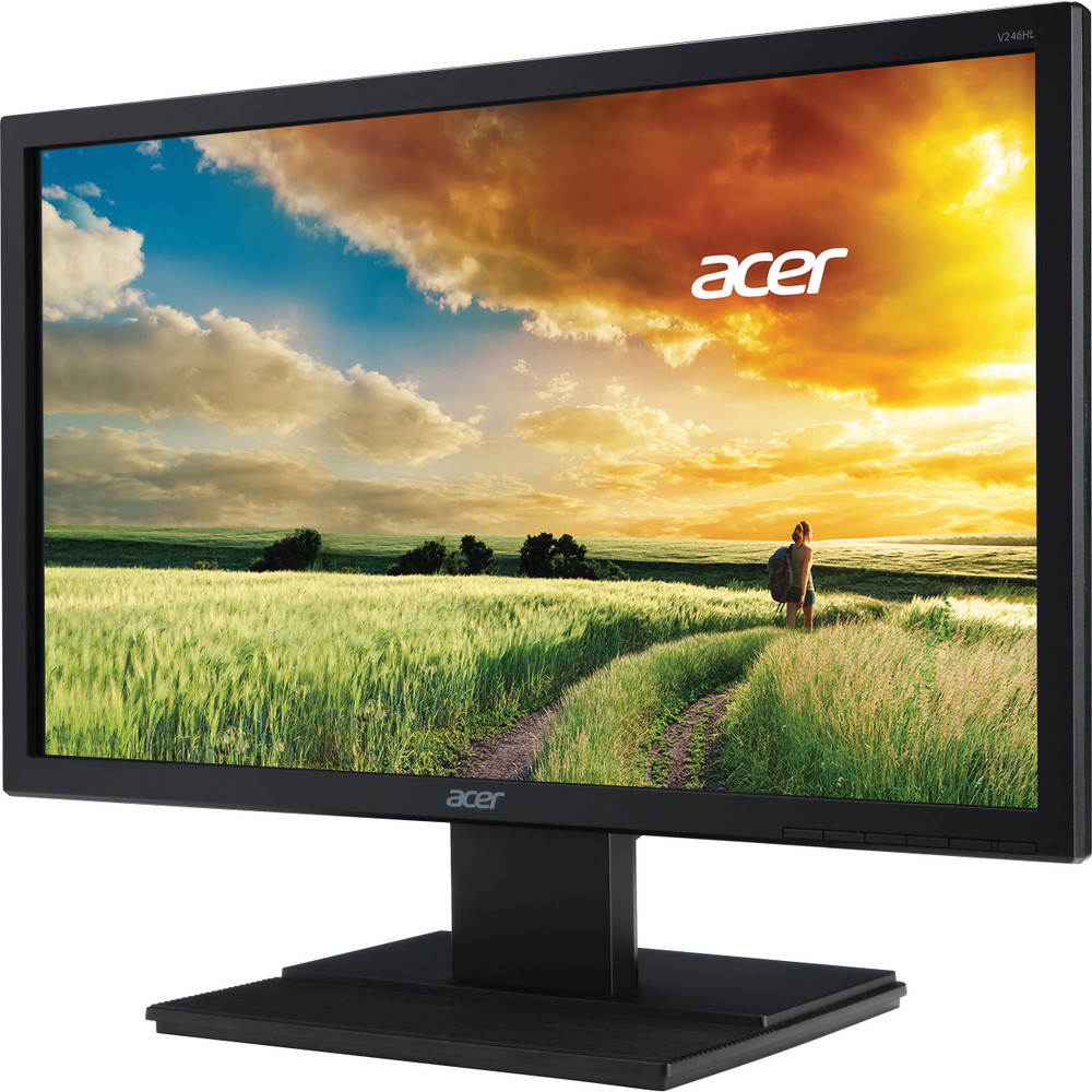 "Acer 23.6"" Widescreen LCD Monitor Display Full HD 1920 X 1080 5 ms 