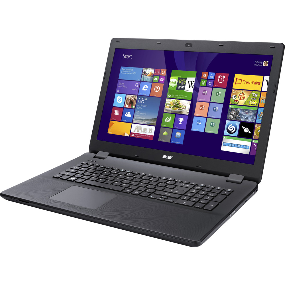"Acer Aspire - 17.3"" Laptop Intel Pentium 2.16 GHz 4GB Ram 500GB HDD Windows 8.1 