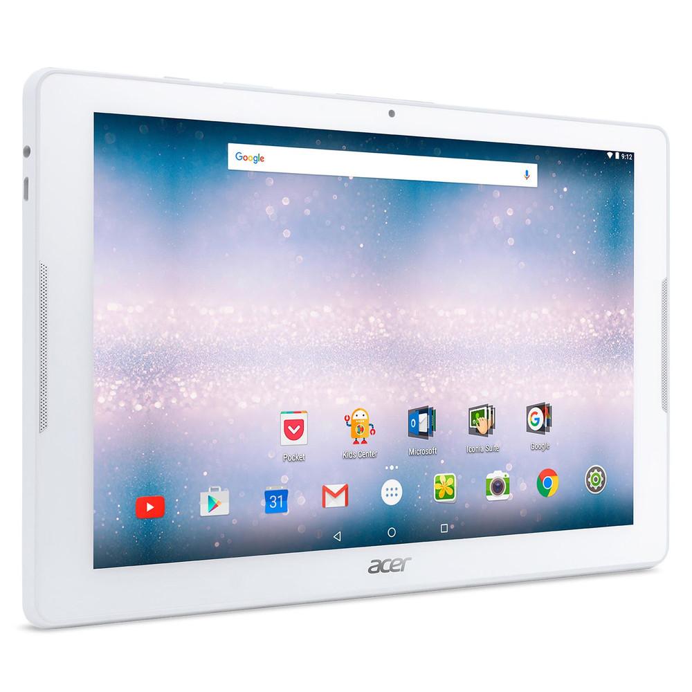 "Acer Iconia One 10 - 10.1"" Tablet MediaTek Cortex A53 1.30 GHz 1 GB Ram 16 GB Flash Android | B3-A30-K44M"